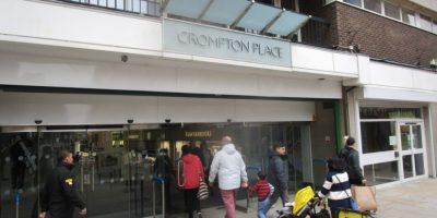 Crompton Place Shopping Centre Bolton
