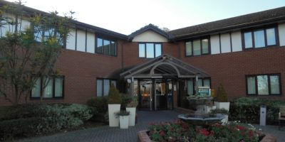 Holiday Inn Chester Asbestos Management Survey